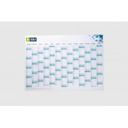 Calendarios con espiral